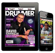 drummer magazine offer